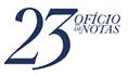 23º Ofício de Notas Logo